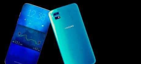 Samsung registra patente que indica produção de smartphone sem nenhuma borda