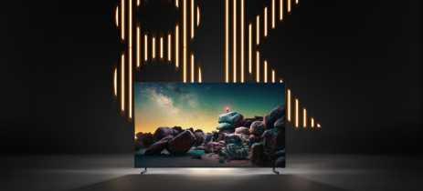 Samsung sai na frente e vai ter uma das primeiras TVs 8K certificadas pela 8K Association