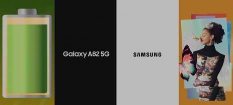 Vazamento de vídeo promocional sugere que lançamento do Samsung Galaxy A82 5G está perto