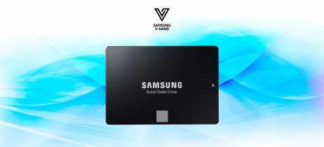 Samsung começa a fabricar primeiro SSD para consumidores com memória QLC