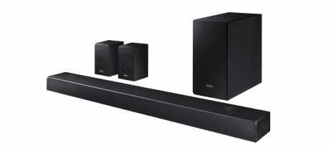 Samsung anuncia lançamento de duas barras acústicas em colaboração com empresa HARMAN
