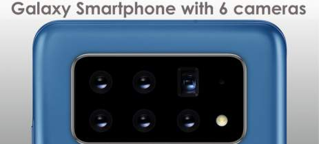 Samsung pode lançar novo Galaxy com 6 câmeras