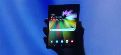 Galaxy S10+ 5G e smartphone dobrável devem bater recordes de bateria da Samsung