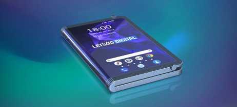 Patente da Samsung mostra celular gamer dobrável com botões dedicados