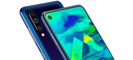Android 10 chega ao Samsung Galaxy M40 através da One UI 2.0