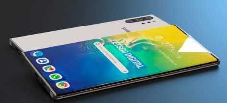Vazam detalhes das especificações, preços e data de lançamento da linha Galaxy Note 10