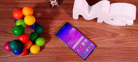 Samsung Galaxy S10 está recebendo atualização que corrige bugs na câmera, Bluetooth e Wi-Fi