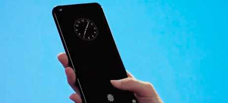 Galaxy S10 pode ser o primeiro smartphone com câmera frontal sob o display