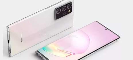 Samsung Galaxy Note 20 recebe certificação no NFC Forum