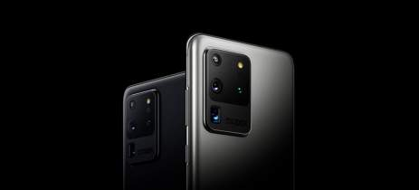 Samsung está enviando mais um update para o Galaxy S20