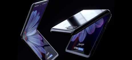 Novo vídeo mostra como será a dobra do Samsung Galaxy Z Flip