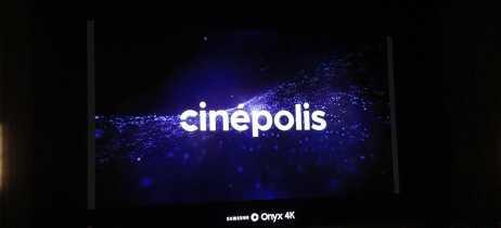 Cinépolis inaugura primeiro cinema com tela LED 4K de 455 polegadas da Samsung