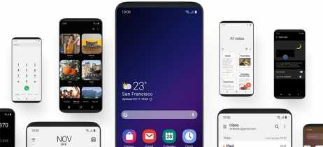 Samsung volta atrás e confirma One UI para Galaxy S8, S8+ e Note 8