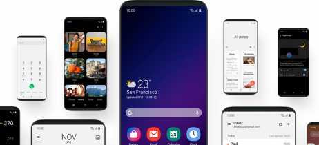 Galaxy S9 e S9+ do Brasil já estão recebendo Android 9 Pie com interface One UI