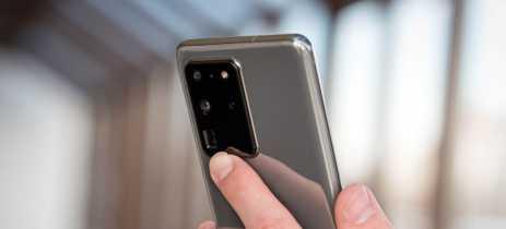 Samsung quer fazer sensor de 600MP mais poderoso que olho humano