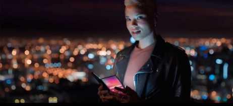 Vaza vídeo promocional da Samsung que revela seu smartphone dobrável e outros dispositivos