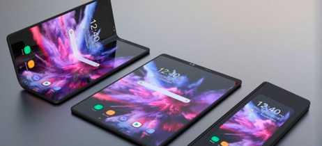 Smartphone dobrável da Samsung, SM F9000, recebeu certificação pelo CMIIT da China