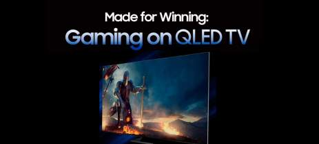 Samsung lança otimizações para games em Smart TVs QLED