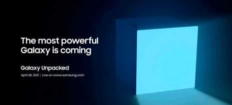 """Samsung promete """"Galaxy mais poderoso"""" em evento dia 28 de abril"""
