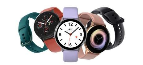 Atualização do Galaxy Watch Active2 traz detecção de quedas e mais recursos