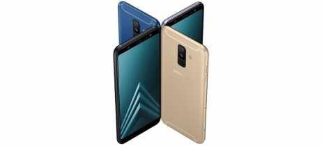 Samsung introduz smartphones Galaxy J6 e J4 no Brasil