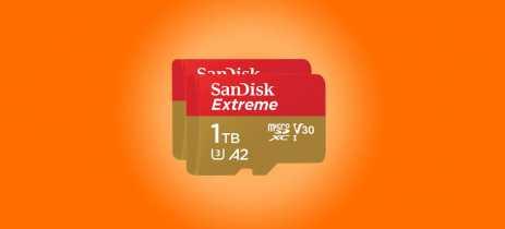 SanDisk começa a vender cartão de memória de 1 TB por US$ 450