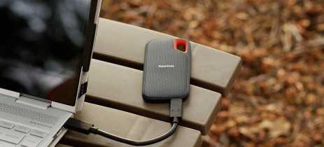 ANÁLISE: SanDisk Extreme Portable SSD -  Boa opção para notebooks e smartphones