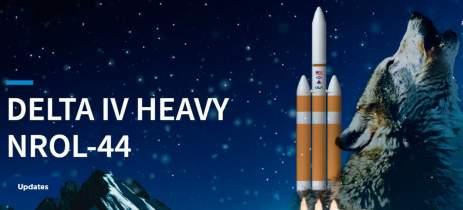 ULA cancela decolagem histórica de satélite espião três segundos antes do lançamento