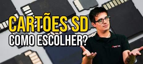Cartões SD e microSD: como escolher? Ensinamos neste vídeo!