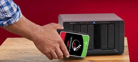 Seagate atualiza linhas IronWolf e IronWolf Pro NAS com HDD de 18TB e dois novos SSDs