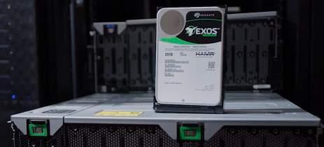 Seagate confirma que lançará o primeiro HDD de 20TB do mundo em dezembro de 2020