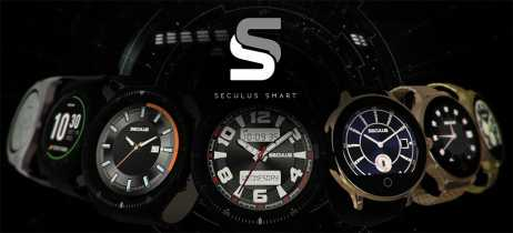 Seculus apresenta 3 novos smartwatches no Brasil