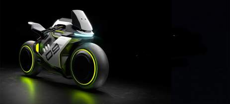 Xiaomi investe em conceito de moto elétrica com hidrogênio, a Segway Apex H2