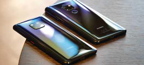 Resultados do Huawei Mate 20 Pro chegarão no DXOMark em breve