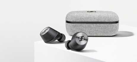 Sennheiser anuncia Momentum True Wireless, seus novos fones Bluetooth