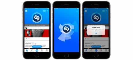 União Europeia aprova aquisição do Shazam pela Apple
