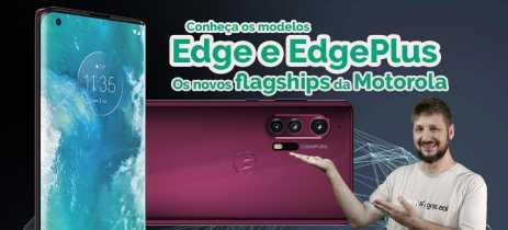 Conheça o MOTOROLA EDGE PLUS: um dos melhores celulares do mercado