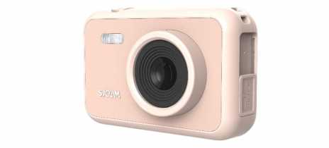 Sjcam apresenta a FunCam, sua primeira câmera digital para crianças