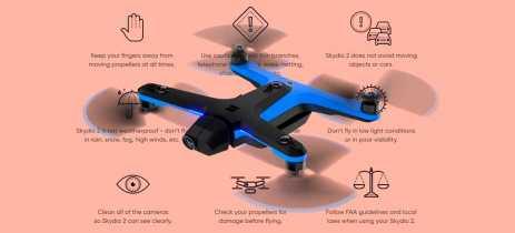 Skydio 2: clientes ganham drone novo em caso de falha, mas o que diz a garantia?