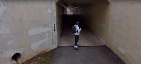 Skydio 2 apresenta dificuldades para navegar no escuro, mostra vídeo