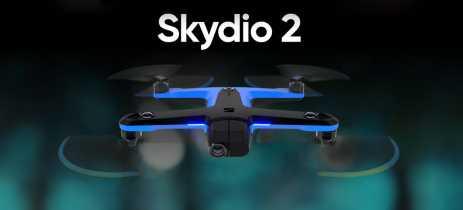 Skydio 2 chega menor, mais leve, com mais bateria, se desvia de tudo e filma em 4K 60FPS! O drone do futuro
