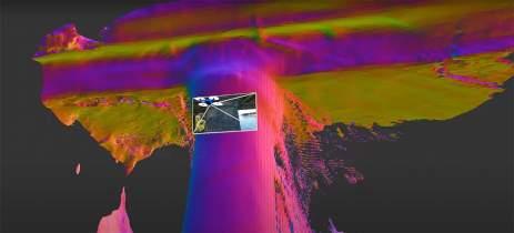 Skydio publica demonstração da sua nova tecnologia de escaneamento 3D autônomo