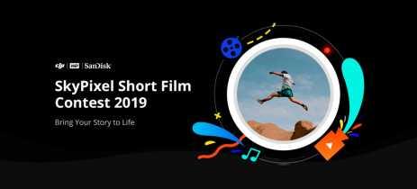 SkyPixel e DJI organizam concurso de curta-metragens - inscrições abertas!