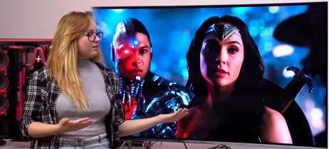 Veja nossas impressões em vídeo da Samsung Smart TV 4K UHD MU 7500 de tela Curva