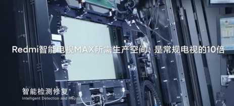 Vídeo demonstra processo de fabricação da Redmi Smart TV MAX 98