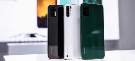 Primeiro smartphone da ByteDance, dona do TikTok, possui 12 GB de RAM e Snapdragon 855+