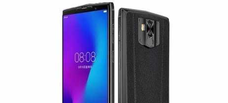 Doogee lança N100, smartphone com bateria de 10000mAh