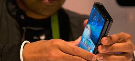 Smartphone dobrável e outras 3 inovações inusitadas no primeiro dia da CES 2019