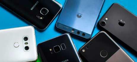 StatCounter mostra que a Xiaomi ultrapassa Asus e Nokia nos smartphones ativos no Brasil