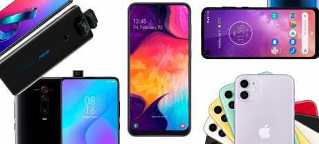Smartphones para ficar de olho na Black Friday